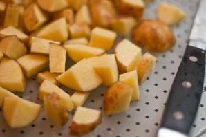 Рагу с картошкой и капустой - фото шаг 3