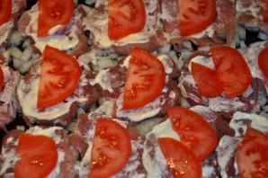 Отбивные из свинины в духовке - фото шаг 2