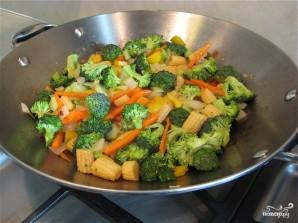 Лапша с овощами по-китайски - фото шаг 5