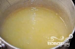 Лимонный заварной крем - фото шаг 4