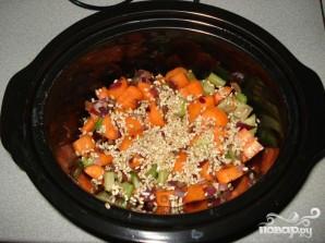 Баранина с морковью - фото шаг 5