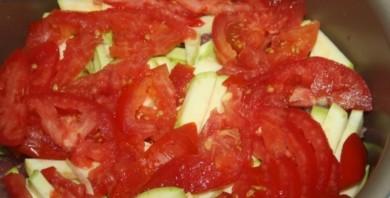 Рагу овощное с телятиной - фото шаг 4