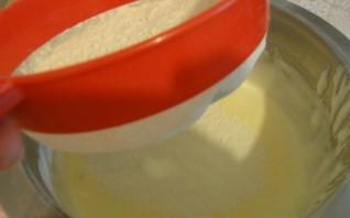 Быстрый бисквитный рулет - фото шаг 3