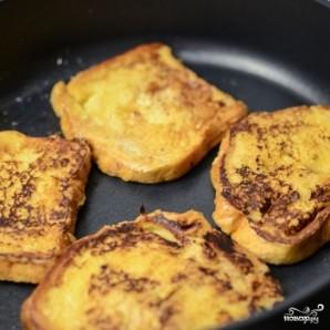 Французские тосты - фото шаг 4
