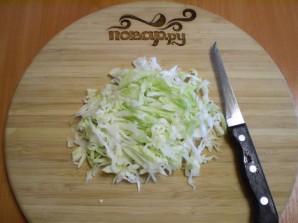 Кабачки, тушеные с овощами - фото шаг 3
