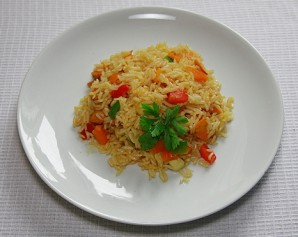 Закатка с рисом - фото шаг 4