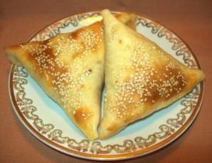 Тесто для самсы в духовке  - фото шаг 4