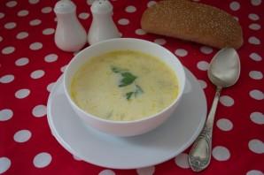 Диетический грибной суп - фото шаг 9