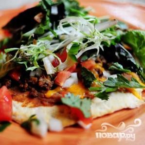 Мексиканская пицца - фото шаг 16