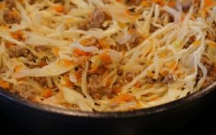 Рис с куриным фаршем - фото шаг 2