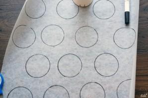 Французские макаруны - фото шаг 6