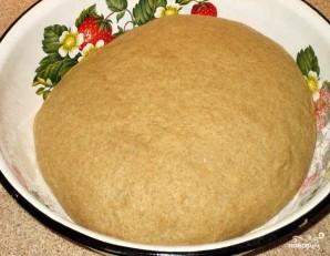 Черный хлеб в духовке - фото шаг 6