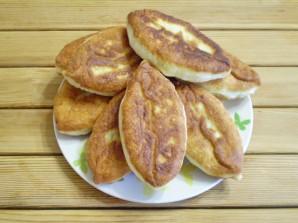 Пирожки с начинкой - фото шаг 14