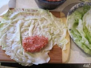 Голубцы в томатном соусе - фото шаг 3