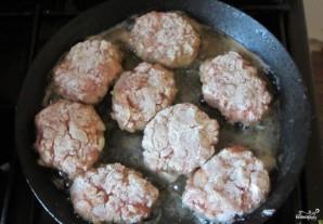 Котлеты из свинины и курицы - фото шаг 6