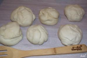 Творожный пирог с картошкой - фото шаг 5