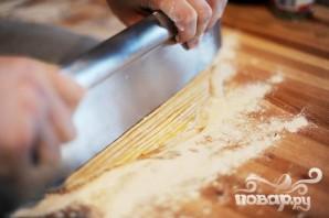 Домашняя паста - фото шаг 7