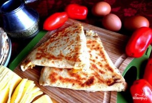 Ека (абхазское блюдо) - фото шаг 4