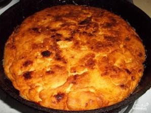 Хачапури на сковороде - фото шаг 5