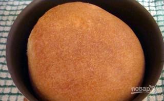 Домашний хлеб на опаре без дрожжей - фото шаг 6