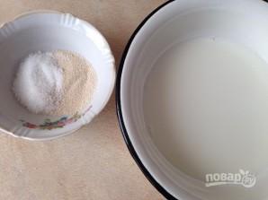 Тесто для сладких пирожков - фото шаг 1