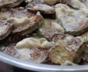 Кабачки тушеные с картофелем - фото шаг 6