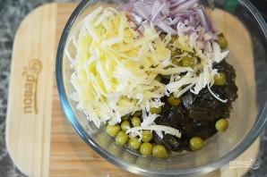 Славянский салат - фото шаг 4