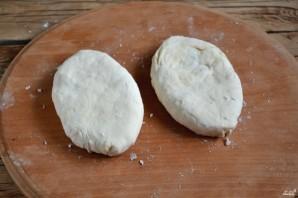 Бездрожжевое тесто для пирожков на кефире - фото шаг 8