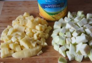 Крем-суп из сладкой кукурузы - фото шаг 2