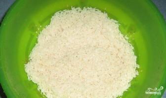 Рис по-индийски - фото шаг 1