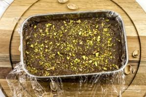 Ореховый десерт без выпечки - фото шаг 5