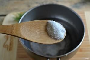Маринованная капуста с помидорами - фото шаг 5