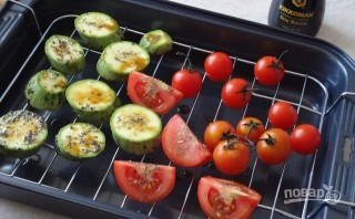 Овощи под кисло-сладким соусом - фото шаг 4