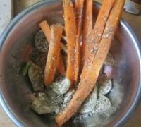 Буженина из свинины в фольге - фото шаг 2