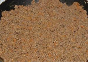 Блинчики, фаршированные печенью - фото шаг 7