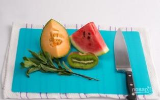 Оригинальный фруктовый салат - фото шаг 1