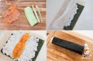Горячие суши - фото шаг 2