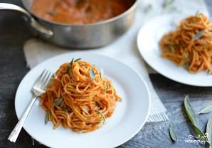 Простой соус для макарон - фото шаг 6