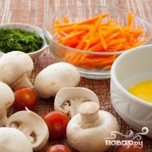 Суп с фарфель и шампиньонами - фото шаг 4