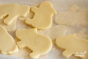 Сахарное печенье с лимонной цедрой - фото шаг 3