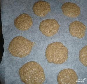 Печенье из отрубей - фото шаг 3