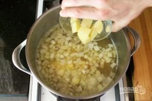 Чешский суп - фото шаг 4