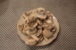 Картофель, тушеный с грибами - фото шаг 1