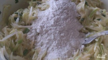 Запеканка картофельно-кабачковая - фото шаг 4