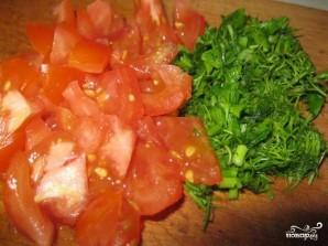 Рагу с мясом и стручковой фасолью в горшочке - фото шаг 3