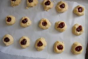 Малиновое печенье - фото шаг 5