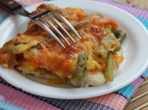 Курица с замороженными овощами - фото шаг 4