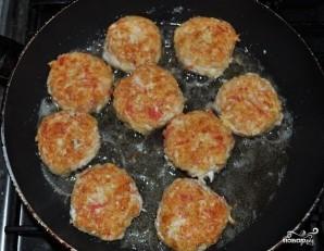 Котлеты из крабового мяса - фото шаг 6