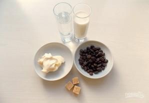 Сырный кофе - фото шаг 1