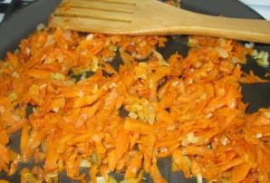 Салат с редькой и курицей - фото шаг 5